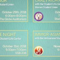AASU Fall Week: Immigr-Asian