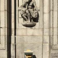 "Art Exhibit by Alberto Aguilar entitled ""Broken System"""
