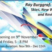 Ray Burggraf: BLUE SKIES, New Works and Revisions
