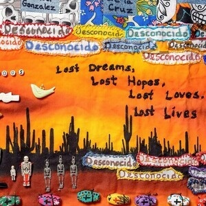 Lost Dreams, Lost Hopes, Lost Loves, Lost Lives Quilt Exhibition