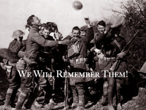 We Will Remember Them 100 Years On! A WWI Tribute in Music, Song, Poetry and Words