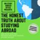 Study Abroad: Peer Advisor Q&A Panel Discussion