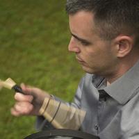 DePaul Percussion Ensemble featuring School of Music Alumnus, Matthew Bell