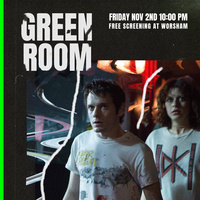 Gatton Student Center Cinema presents Green Room