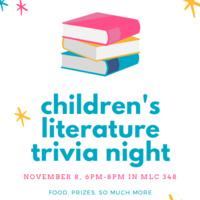 Children's Literature Trivia Night