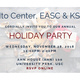Ito Center/EASC/KSI Joint Holiday Party