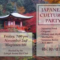 Japanese Cultural Party | Student Affairs