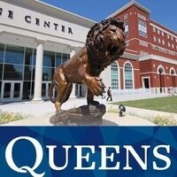 Rex Sculpture in front of Levine Center