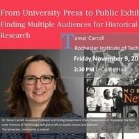 Public History Guest Lecture: Tamar Carroll