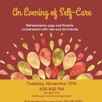 An Evening of Self Care: Yoga for Parents