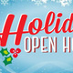 Holiday Open House - Riverside Public Library
