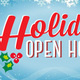 Holiday Open House - Dunbar Branch Library