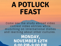 Food & Films: A Potluck Feast