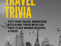 Travel Trivia! With CAB