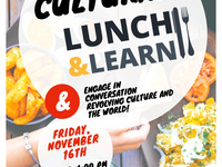 Cultural Lunch & Learn