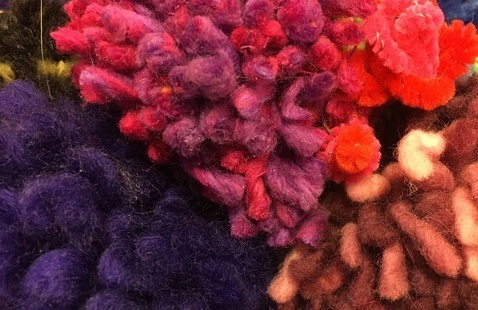 DIY Wednesday: Warm and Woolly Pompoms