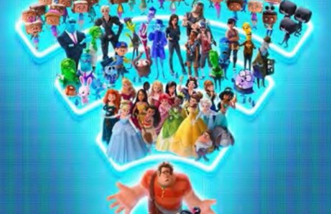 Q&A with Disney Animator Darrin Butters for Ralph Breaks the Internet