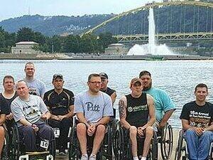Open Rec Wheelchair Basketball: SDA, Pitt Rec, and the Steelwheelers