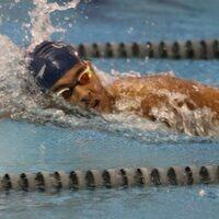 Men's swimmer