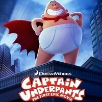 Free Family Flick: Captain Underpants: The First Epic Movie