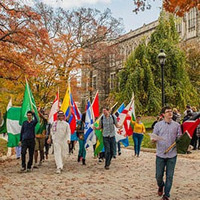 International Week 2018 - International Flag Parade (by RSVP) | Global Union