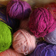 Crochet and Knit in the Library