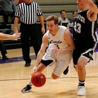 Kenyon College Men's Basketball vs  Oberlin College