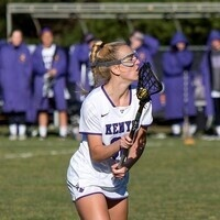 Kenyon College Women's Lacrosse vs  John Carroll University