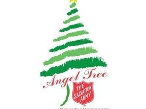 Salvation Army Angel Tree at Hunt Valley Towne Centre