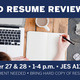 Rapid Resume Reviews