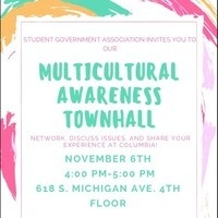 Multicultural Awareness Town Hall