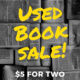Used Book Sales Provided By Friends of the Santa Cruz Public Libraries