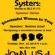Systers Speaker Series: Successful Women in Tech