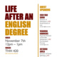 Life After an English Degree