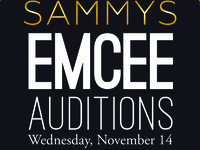 Sammys Emcee Auditions