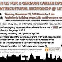 German Career Day