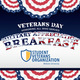 Military Appreciation Breakfast for Veterans & Active Military