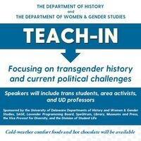 Trans Teach-In