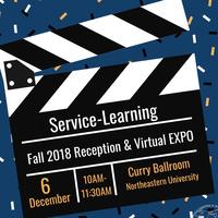 Fall 2018 Service-Learning Reception & Virtual EXPO