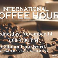 OIS International Coffee Hour