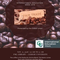 International Week 2018 - Fair Trade Coffee | Global Union