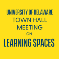 Learning Spaces Town Hall Meeting