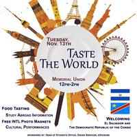 Taste The World