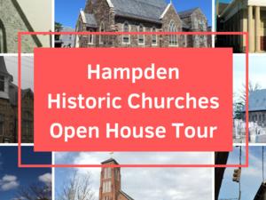 Hampden Historic Churches Open House Tour