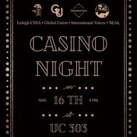 International Week 2018 - Casino Night  | Global Union