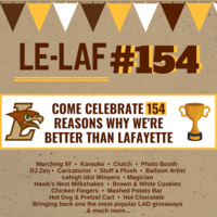 Le-Laf 154 | Lehigh After Dark