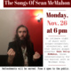The Songs Of Sean McMahon