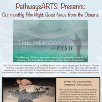 Film Night: The Memory of Fish