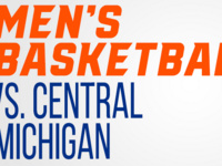 Bearkat Men's Basketball vs. Central Michigan