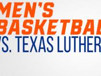 Bearkat Men's Basketball vs. Texas Lutheran